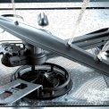 Shuttle systeem op de Smeg PLA4645X7: de enige smalle vaatwasser die ook in de hoeken sproeit