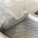 Dankzij de SoftCare trommel in de TMB 640 WP heeft u veel minder slijtage aan uw wasgoed