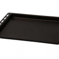 De Bauknecht TTF001 is een universele bakplaat welke bijv. ook past in de FALCON ovens