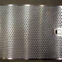 De metalen vetfilters van de WS9111EM kunnen eenvoudig gereinigd worden in de vaatwasser