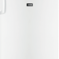 De buitenzijde van de Zanussi ZRG15800WA tafelmodel koelkast