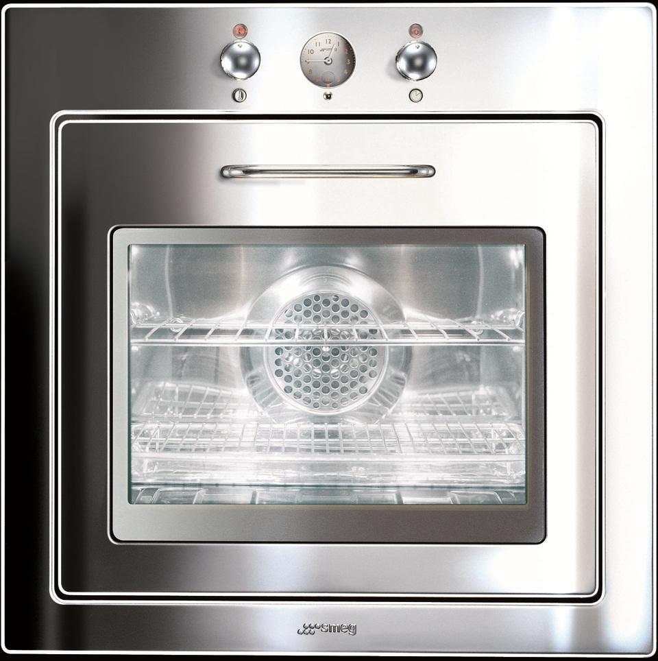 Smeg F67-7 inbouw oven