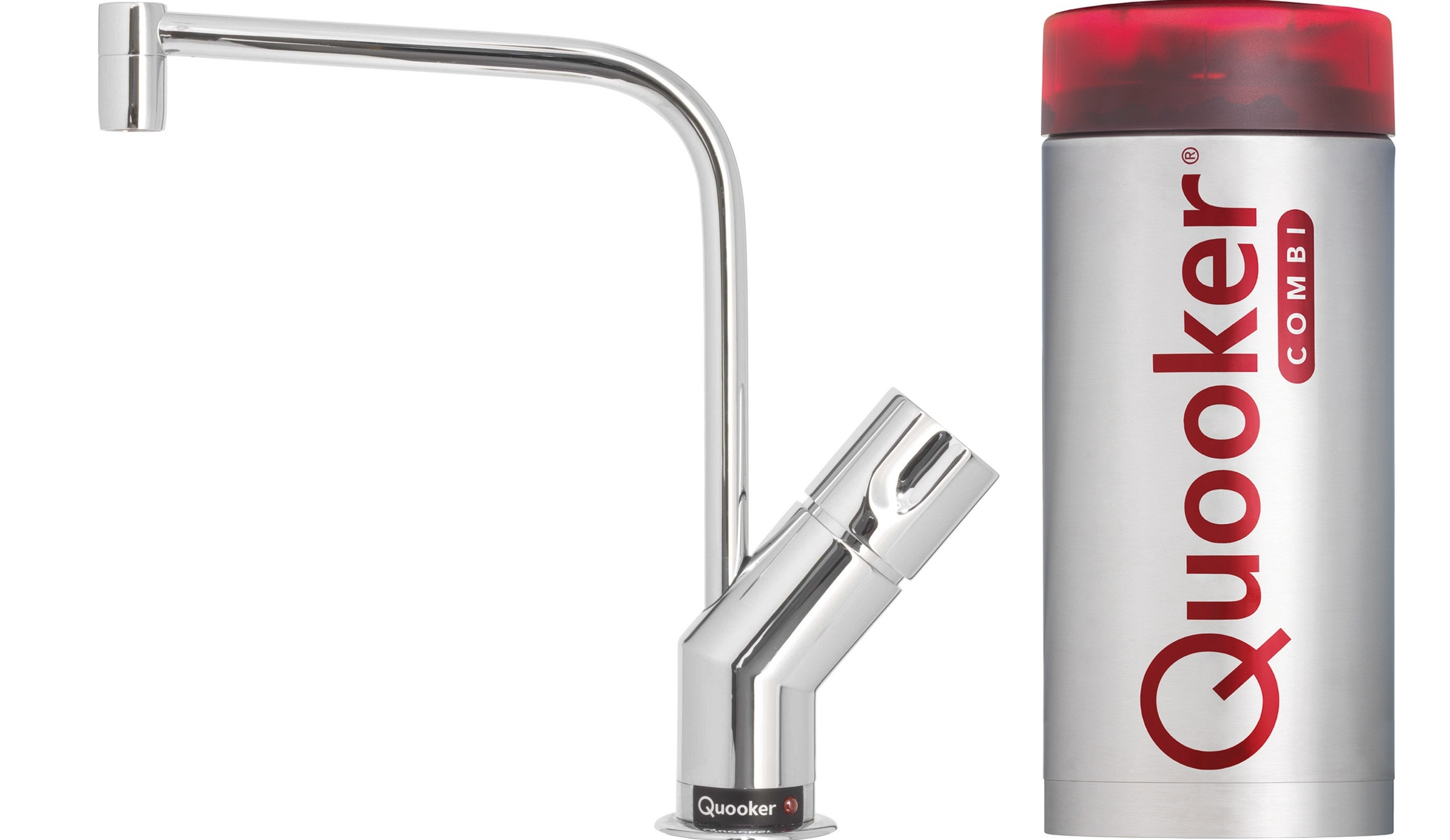 Quooker COMBI+ Basic kokend water kraan met boiler