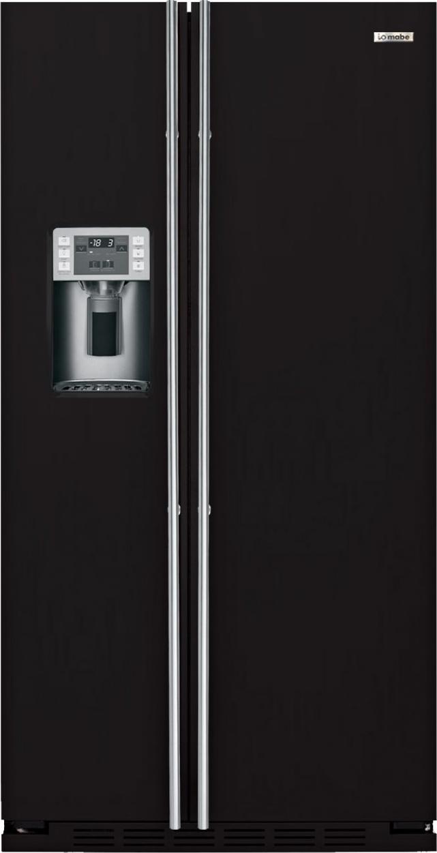 ioMabe ORE24CGF 3B zwart Amerikaanse koelkast