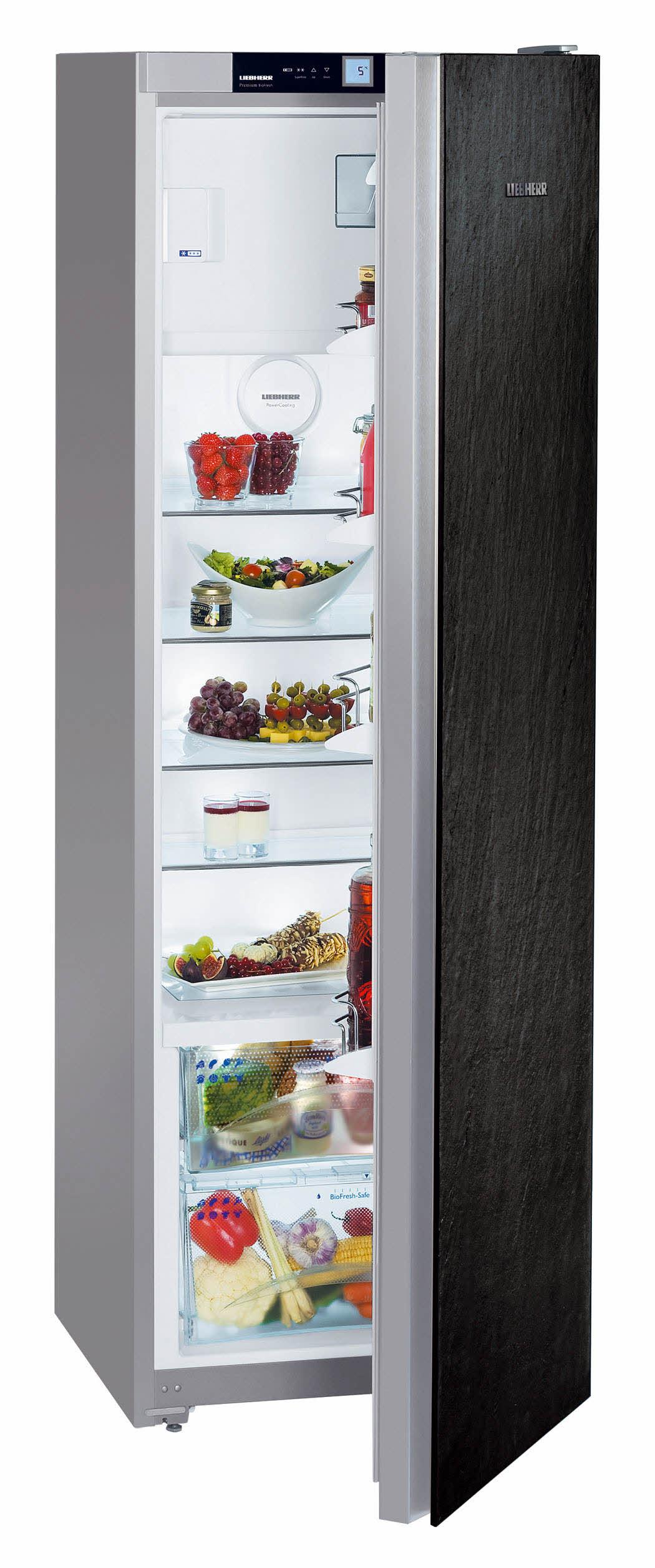 Liebherr KBs3864 koelkast met leisteen front