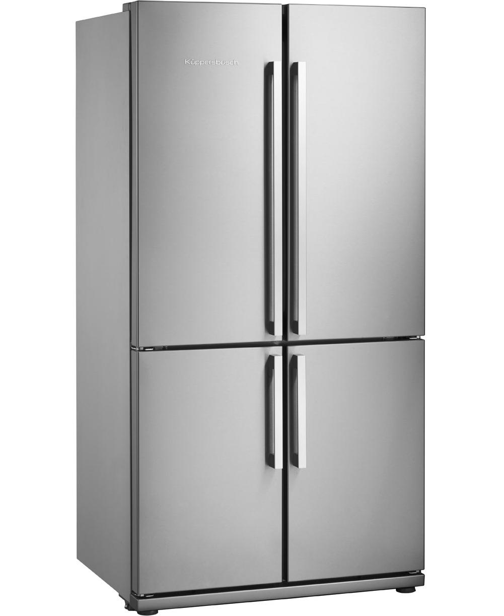 Kupperbusch KE9800-0-4T 4-deurs koelkast