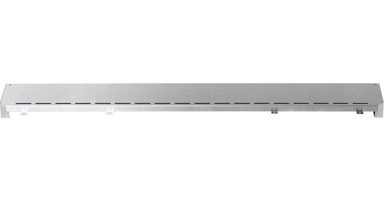 Smeg KIT5A5-6 opvulstrip rvs voor 70 diep aanrechtblad