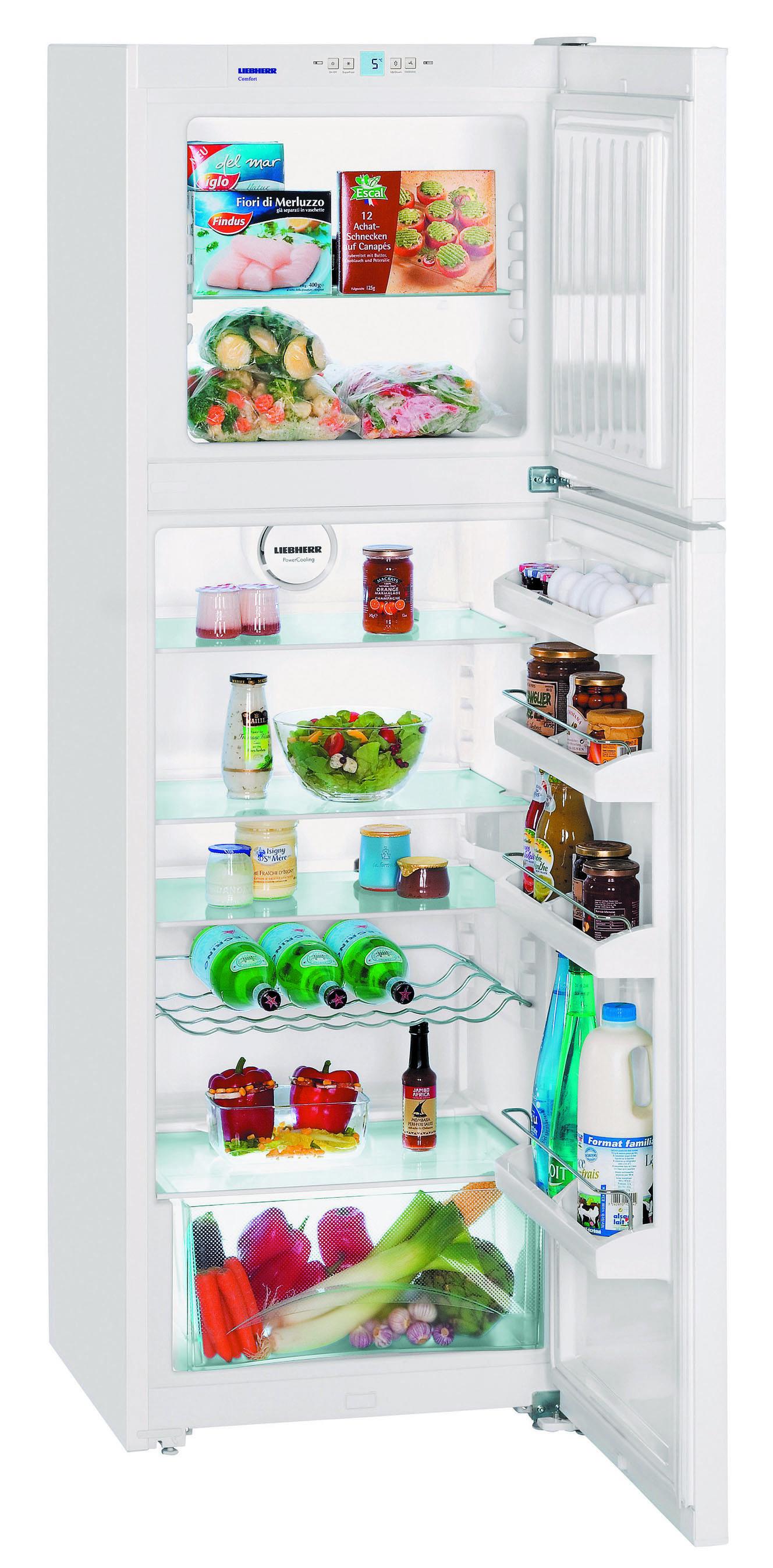Liebherr CT3306 koelkast wit