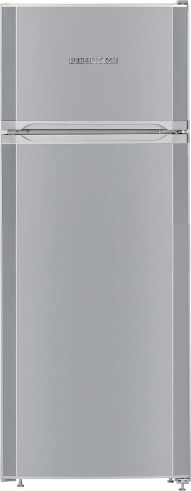 Liebherr CTPsl2521 koelkast staalgrijs