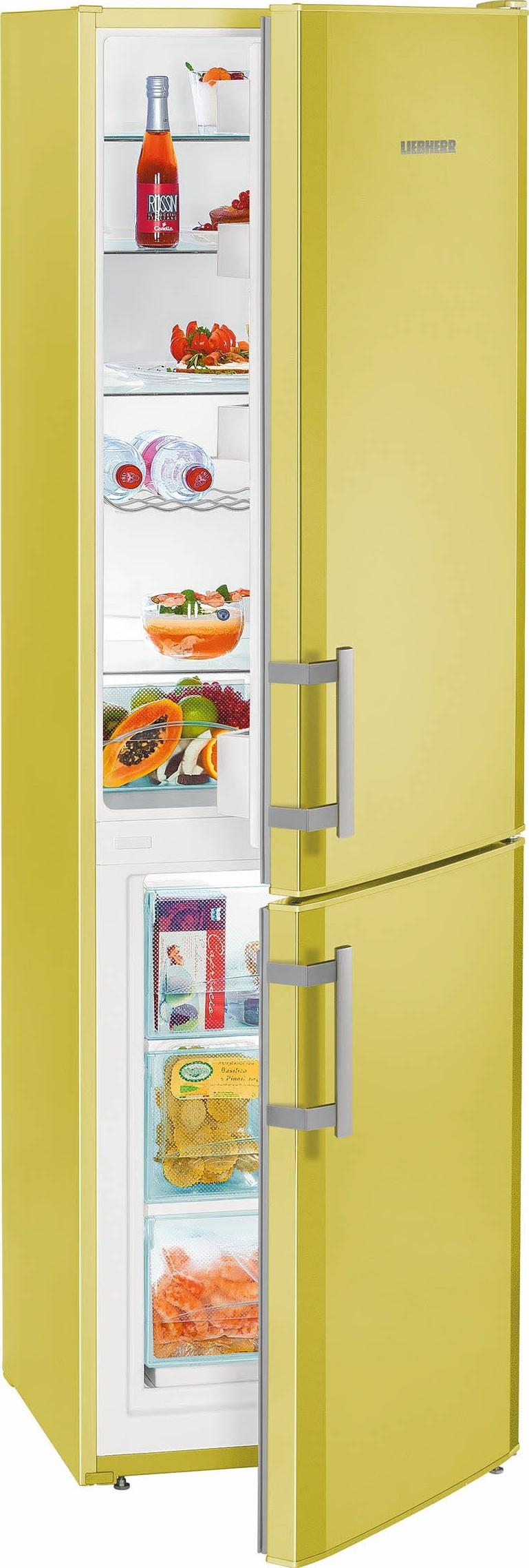 Liebherr cuag3311 koelkast groen de schouw witgoed - Koelkast groen ...