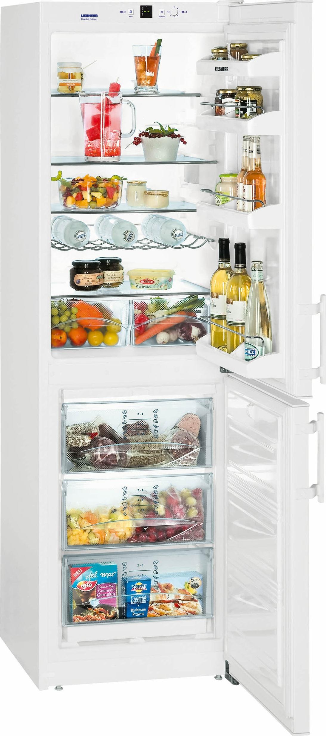Liebherr CUN3033 koelkast wit