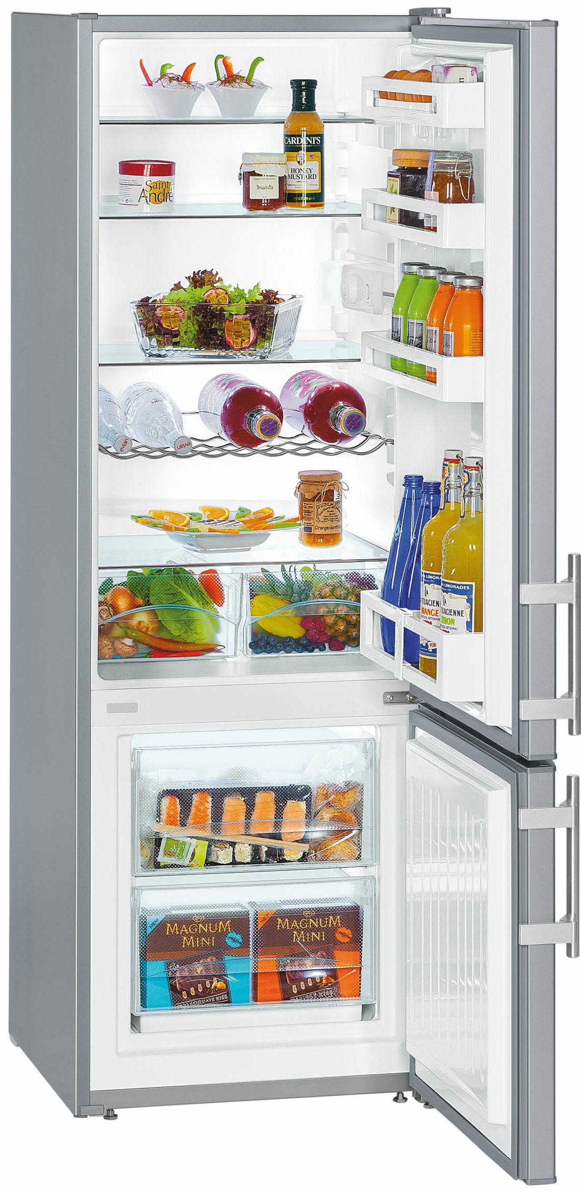 Liebherr CUsl2811 koelkast staalgrijs