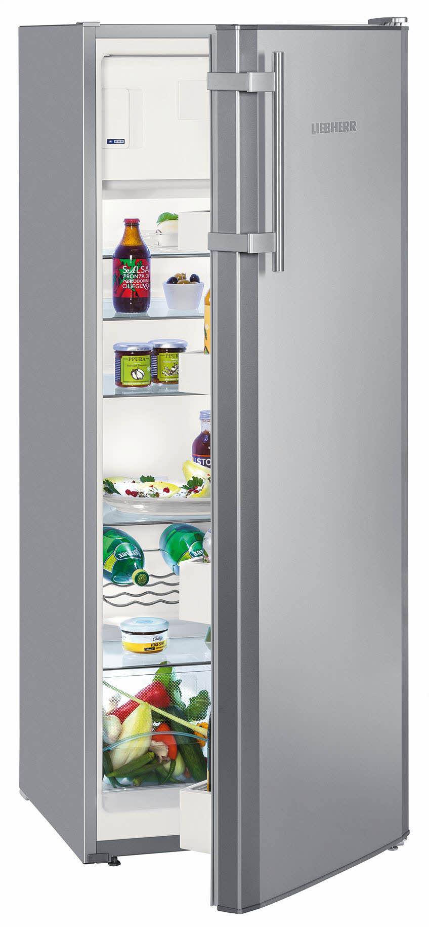 Liebherr Ksl2814 koelkast zilver