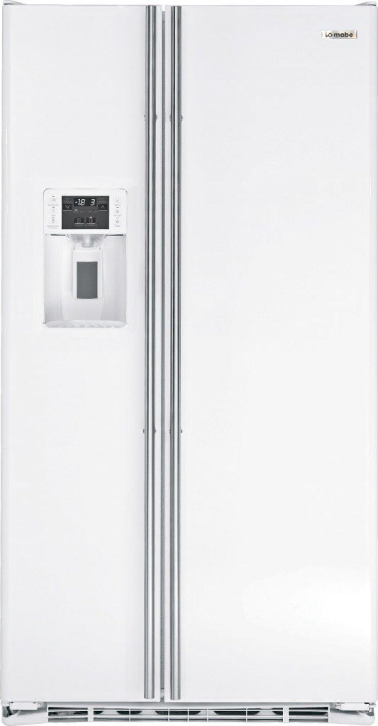 ioMabe ORE24CGF WW witte amerikaanse koelkast