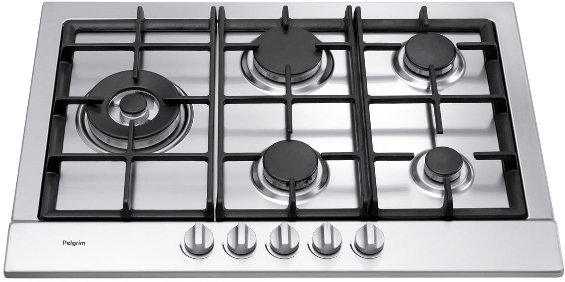 Ongekend Pelgrim GK465RVSA inbouw gas kookplaat TT-36