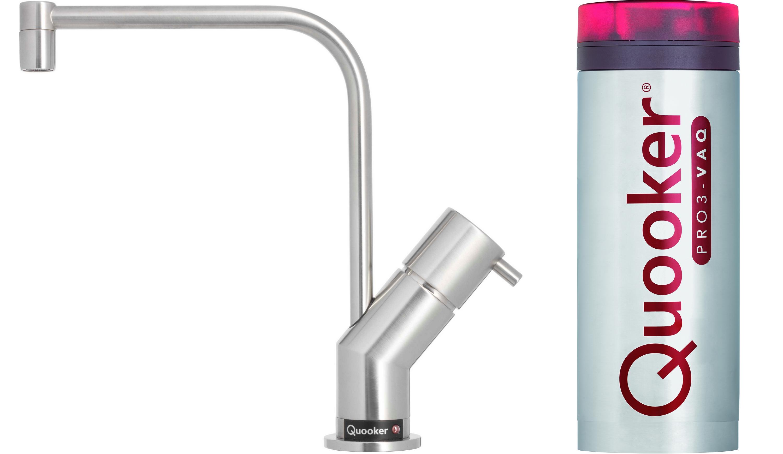 Quooker PRO3-VAQ Modern kokend water kraan