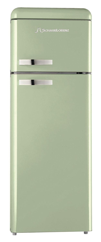 Verrassend Schneider DTF15055G-8069 koelkast groen EC-75