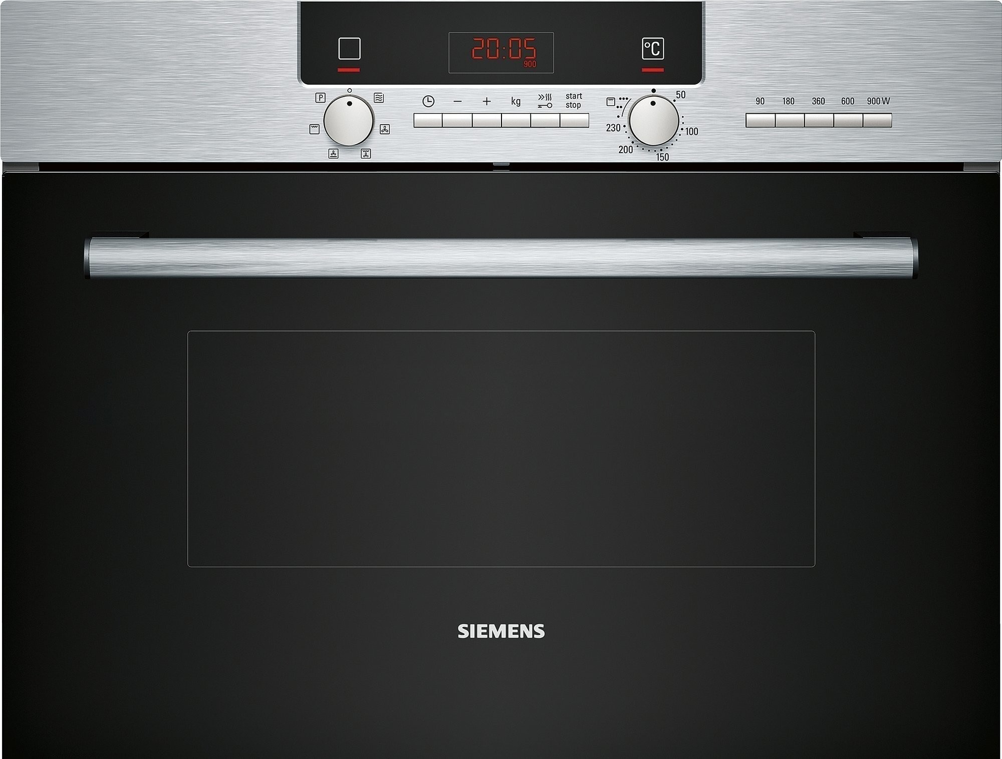 siemens hb84h501 combi magnetron rvs de schouw witgoed. Black Bedroom Furniture Sets. Home Design Ideas