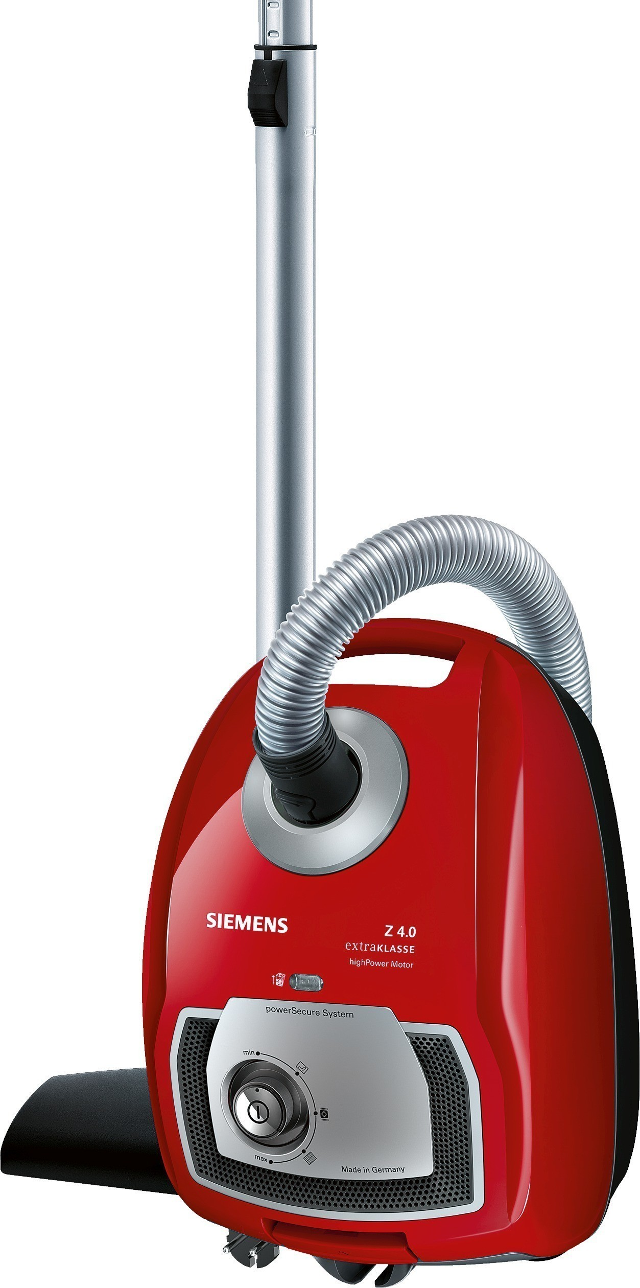 Siemens VSZ4G232M1 stofzuiger rood