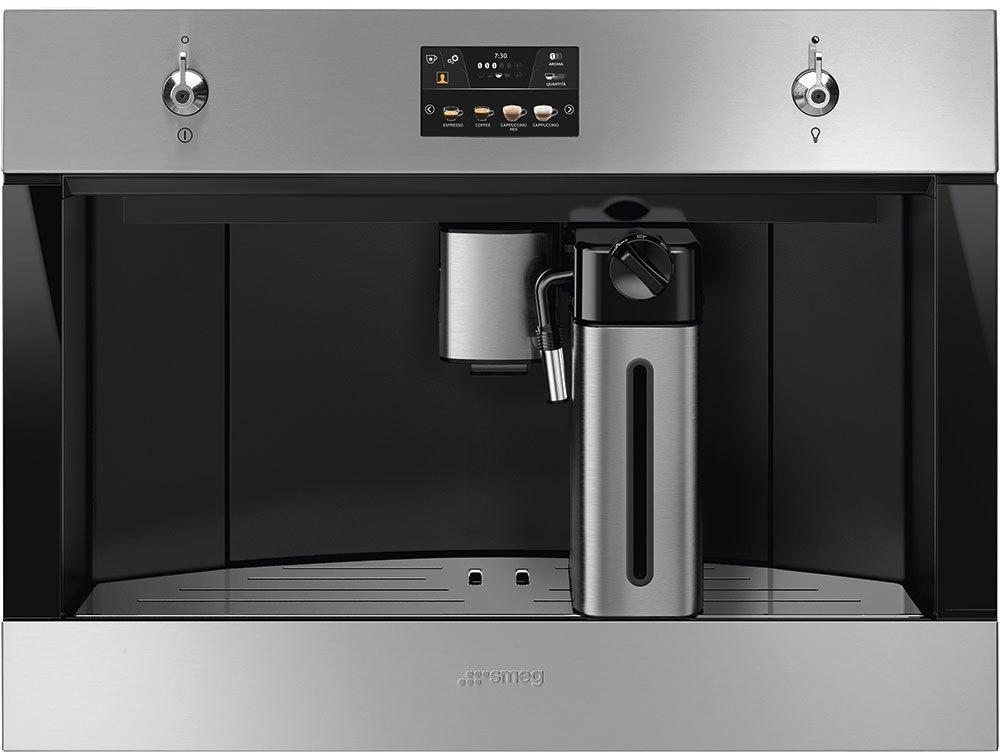 Smeg Cms4303x Koffiemachine Rvs De Schouw Witgoed