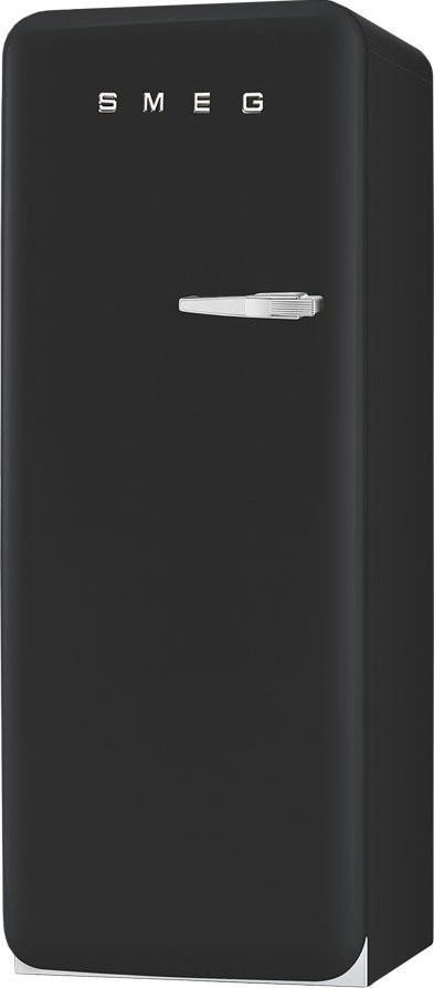 Smeg FAB28RLBV3 koelkast black velvet - linksdraaiend