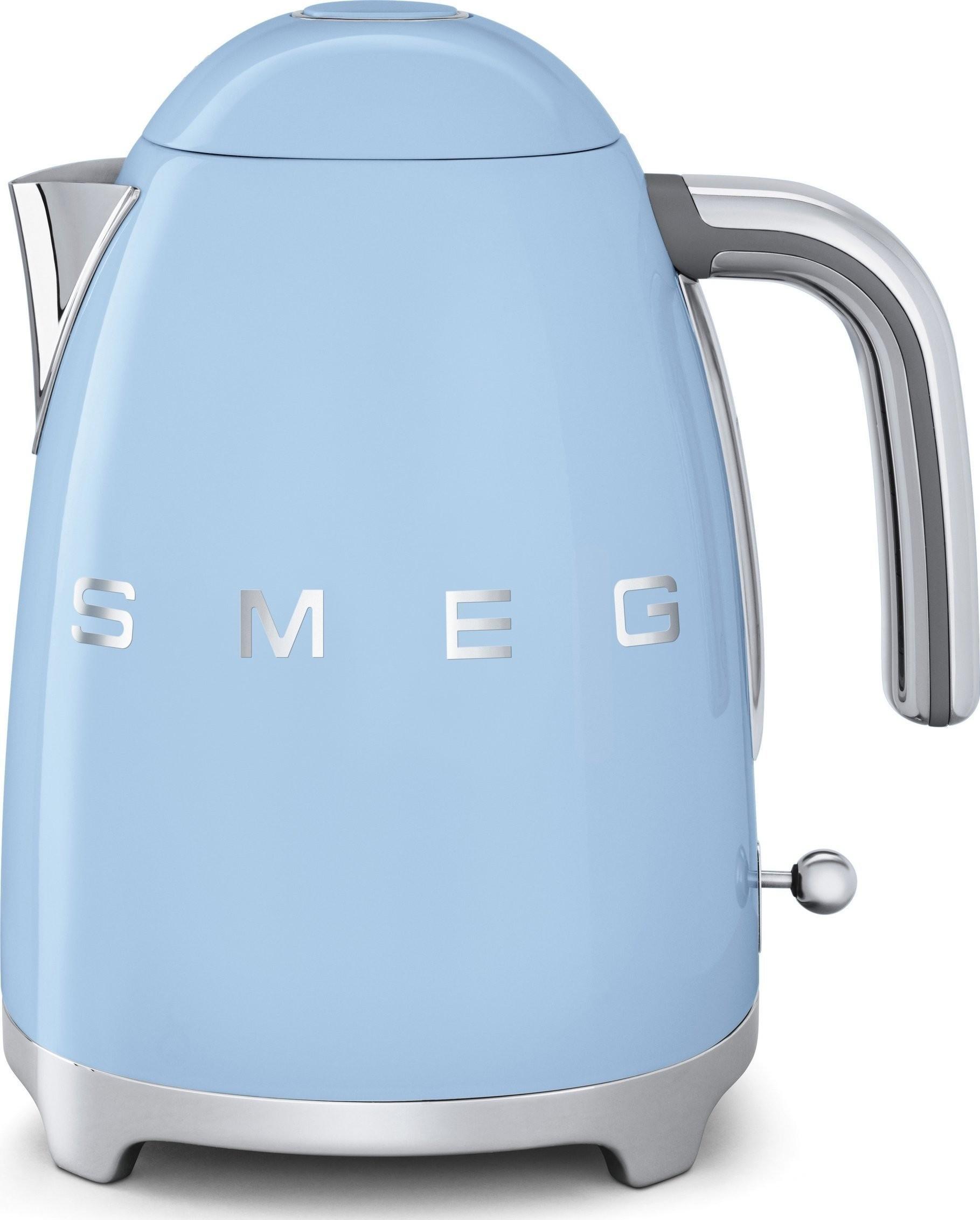 Smeg KLF03PBEU waterkoker blauw