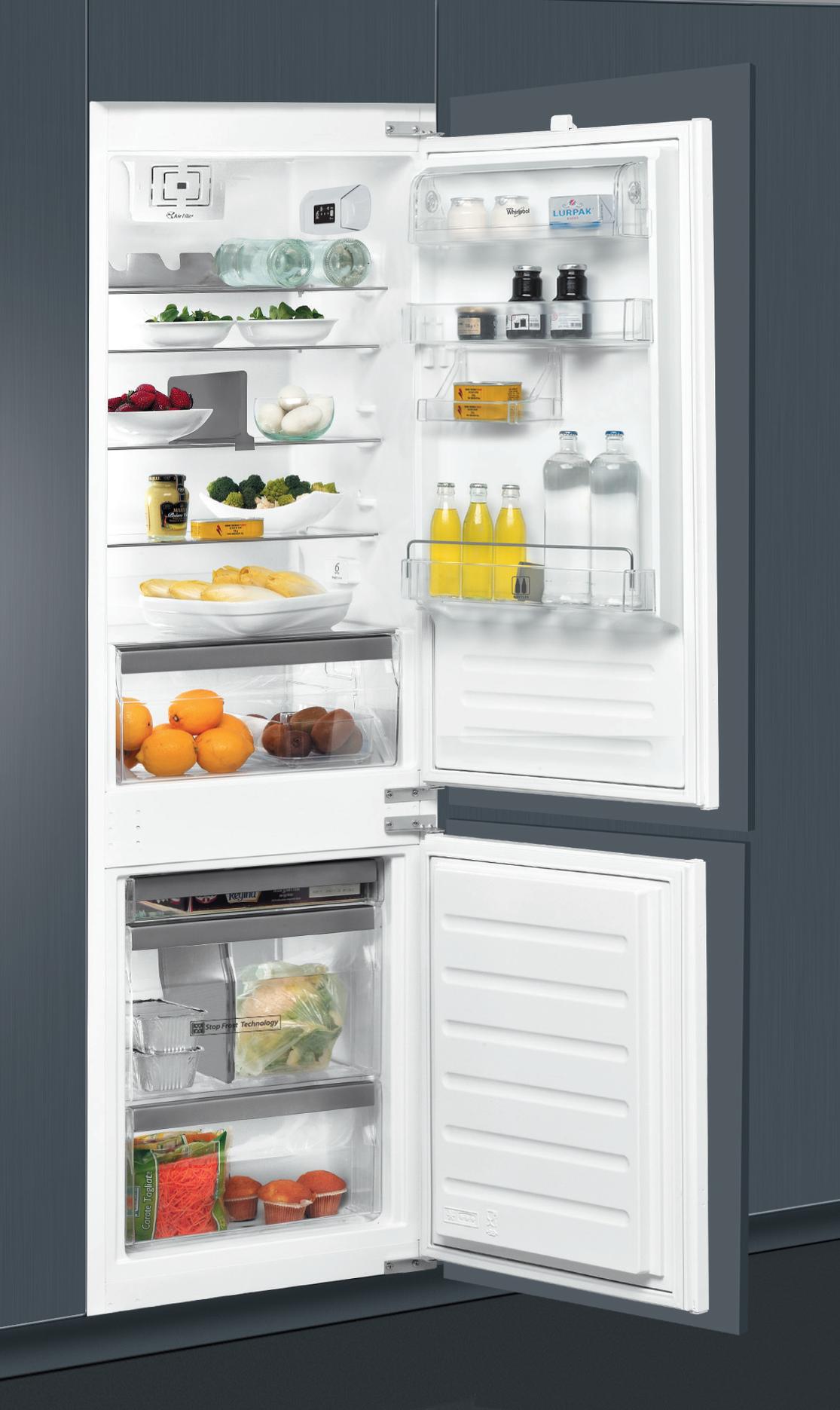 Whirlpool ART6711 A++ SFS inbouw koelkast