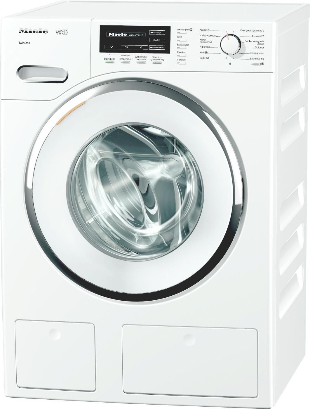 miele wmg120 wcs wasmachine 8 kg en 1600 toeren. Black Bedroom Furniture Sets. Home Design Ideas