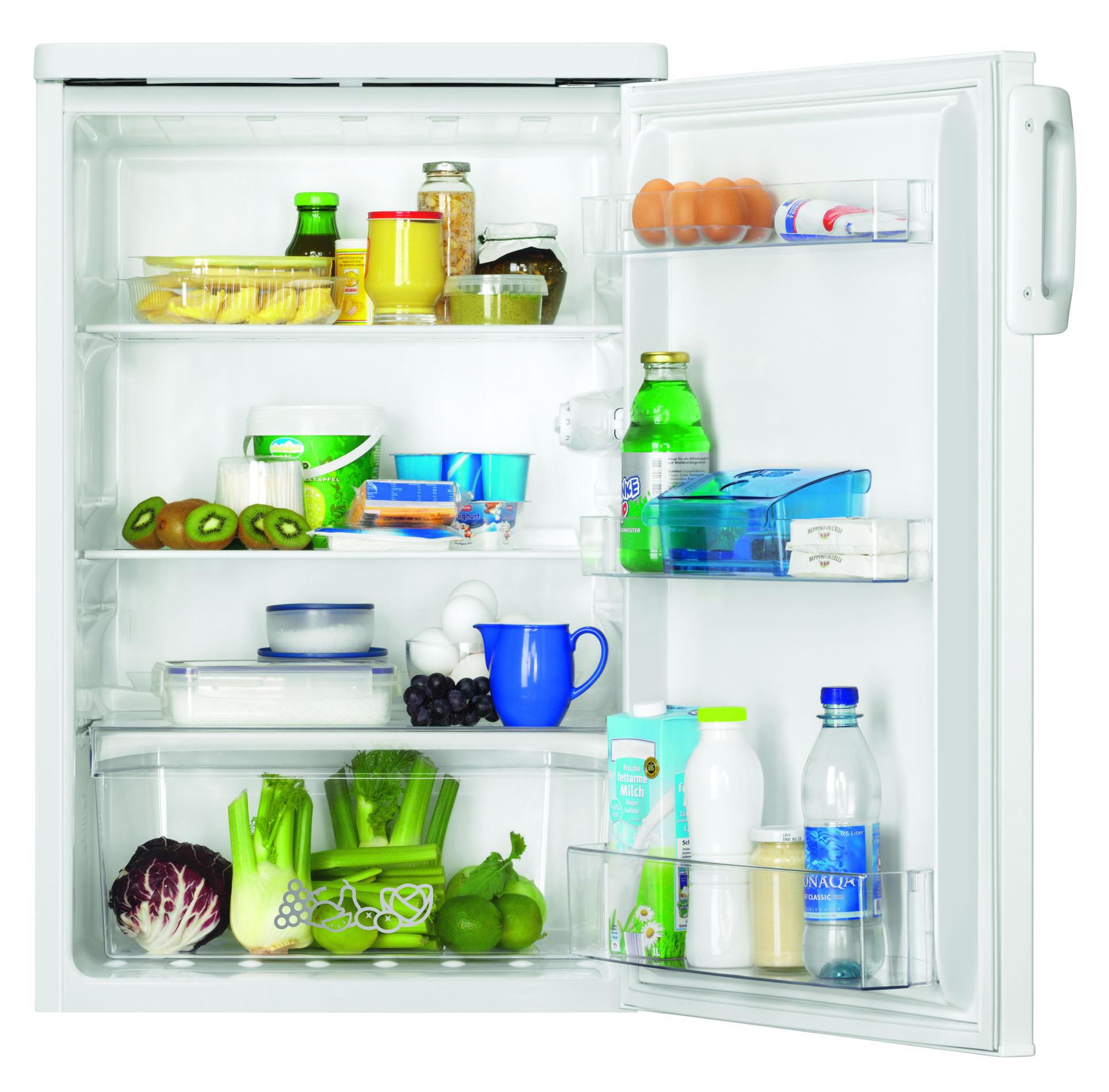 Zanussi ZRG16602WA tafelmodel koelkast