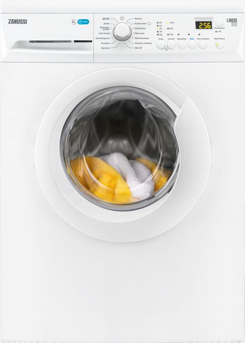 Zanussi ZWF71443W wasmachine