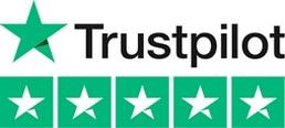 Trustpilot score van 8.6