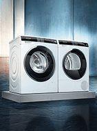 Wasmachine en droger gelijk draaien op dezelfde groep