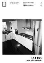 Gebruiksaanwijzing AEG vaatwasser compact wit F57202W0