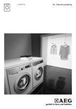 Gebruiksaanwijzing AEG wasmachine L76679FL