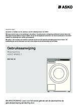 Gebruiksaanwijzing ASKO wasmachine W4114C.W/2