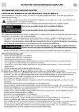 Gebruiksaanwijzing BAUKNECHT kookplaat inbouw TGZ5757C-IXL