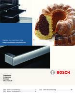 Gebruiksaanwijzing BOSCH fornuis keramisch wit HCE722120
