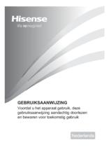 Gebruiksaanwijzing HISENSE koelkast RB390N4AC2