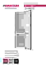 Gebruiksaanwijzing INVENTUM koelkast KV2001B