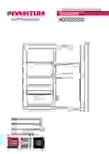 Gebruiksaanwijzing INVENTUM koelkast inbouw IKK0880S