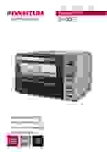 Gebruiksaanwijzing INVENTUM oven OV307S