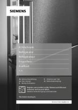 Gebruiksaanwijzing SIEMENS koelkast inbouw KI20RNFF0