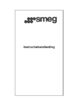 Gebruiksaanwijzing SMEG afzuigkap inbouw KSG52B