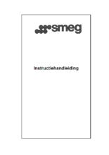 Gebruiksaanwijzing SMEG afzuigkap plafond KSCF90B