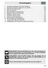 Gebruiksaanwijzing SMEG fornuis rvs CSP20NL8