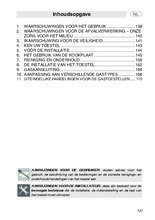 Gebruiksaanwijzing SMEG friteuse inbouw PDXS30F