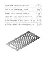 Gebruiksaanwijzing SMEG gietijzeren grillplaat GO120