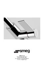 Gebruiksaanwijzing SMEG keukenkraan inbouw MDQ5-CSP
