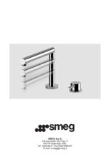 Gebruiksaanwijzing SMEG keukenkraan inbouw MTD5CR