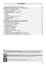 Gebruiksaanwijzing SMEG koelkast Rigatino FAB28RCS1